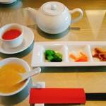 Kammeihou - スープ、前菜