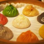 Paradaisudainashithi - 八色小籠包