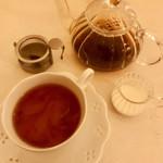 キャットカフェ てまりのおしろ - ドリンク写真:アッサム