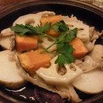 マブヤ - どろブタと野菜