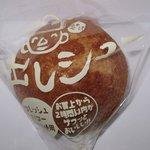 亀太郎 - 料理写真:「窯出しシュー(\100)」。