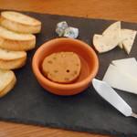 101271481 - チーズ3種盛り合せ