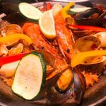 ワインバル 博多うきしま倉庫 - 料理写真: