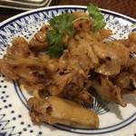 中華料理 八戒 - 豚足 麻辣ソース