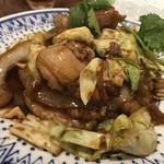 中華料理 八戒 - 高知産猪 回鍋肉