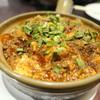 五指山 - 料理写真:シメの麻婆豆腐丼