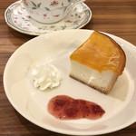 からふね屋珈琲店 - 料理写真:デリチュースセット