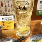 Kushikatsudengana - なにわハイボール:390円