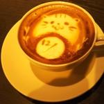 CAFE食堂.キズナ - カフェラテ