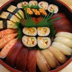 さの寿司 - 料理写真: