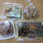 食楽工房 キッチン・ふぁーむ - 購入したのはお惣菜を中心に4品目です。