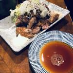 鎌倉酒店 - 藁焼き軍鶏もも炙り焼