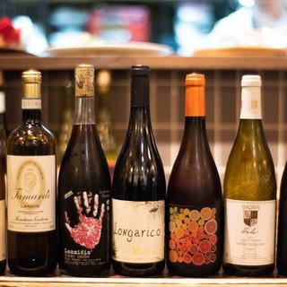 自然派ワインを中心に、お肉とワインのマリアージュを楽しむ♡