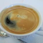 アルチザン・パティシエ・イタバシ - コーヒー