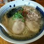 鶏口 - 料理写真:「鶏塩そば」