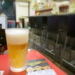 3Bタコス - ハートランド生ビール・メンズ(500円)