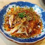 福島壱麺 - よだれ鶏