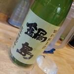 福島壱麺 - 鍋島 特別純米酒 三十六萬石