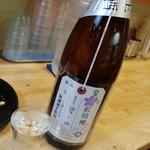 福島壱麺 - 荷札酒 紅桔梗 純米大吟醸 ver. 7.2 無濾過生原酒