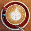 ウニ カフェ - ドリンク写真:カフェラテ