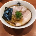 らぁ麺すぐる - 料理写真:醤油 らぁ麺   ¥800