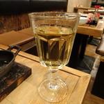 五橋のチキン野郎!周平 - 白ワイン