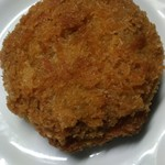 内野牛肉店 - チーズメンチ
