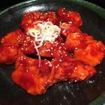 POGI - ミノー辛味噌タレ