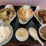 太平楽 - 定食