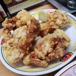 餃子の王将 - 鶏もも肉の唐揚げ2019.2.3