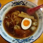 高松 - 中華そば(肉1枚)620円