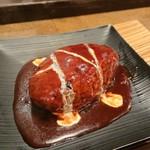 佰食屋 - ハンバーグ