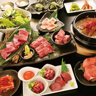 宴会に◎李休のお得な宴会コースは5280円~ご用意!