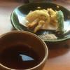 雪齋 - 料理写真:穴子天ぷら