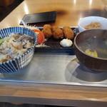 tobiume - かき牡蛎セット【カキフライ】