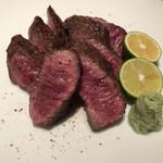ひゃら - 料理写真:ステーキ