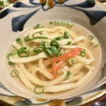 オルソ オキナワ - OKINAWA KITCHENセット(\1,500) ちょいそば:お味見程度の一口サイズ。ほかのおかずが充実しているのでサイズ的にはこれで十分