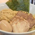麺也 時しらず - 特製鶏つけ麺