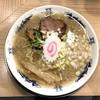 煮干そば 流。 - 料理写真:アブラ煮干そば 並(780円)