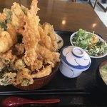 和食 すずき - 天丼 900円