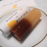 甘納豆かわむら - 地中海のレモン羊羹と加賀の紅茶羊羹