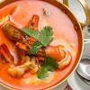 タワン・タイ - 料理写真:トムヤムクンスープ