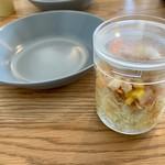 キケロ - サラダ(開ける前)