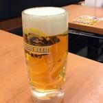 日高屋 - ハッピーアワービール