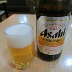 Koufukuen - 瓶ビール(アサヒスーパードライ,特別限定醸造)