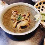 呑兵衛 - 鰻の肝焼