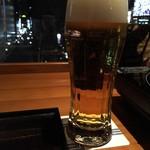 101324096 - 生ビール(アサヒ熟撰)