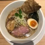 うまい麺には福来たる 西大橋店 - 醤油780円