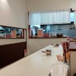 菊屋食堂 - 店内