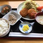 彩葉茶屋 - 料理写真:え?ってくらい立派でビックリ